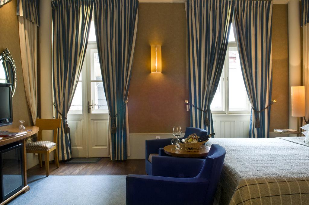 Mamaison Hotel Riverside - Superior Room at Mamaison Hotel Riverside Prague <br/>Image from Leonardo