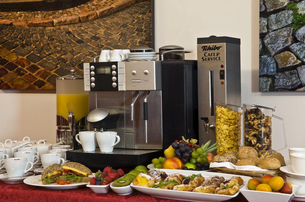 Mamaison Hotel Riverside - Coffee Break at Mamaison Hotel Riverside Prague <br/>Image from Leonardo