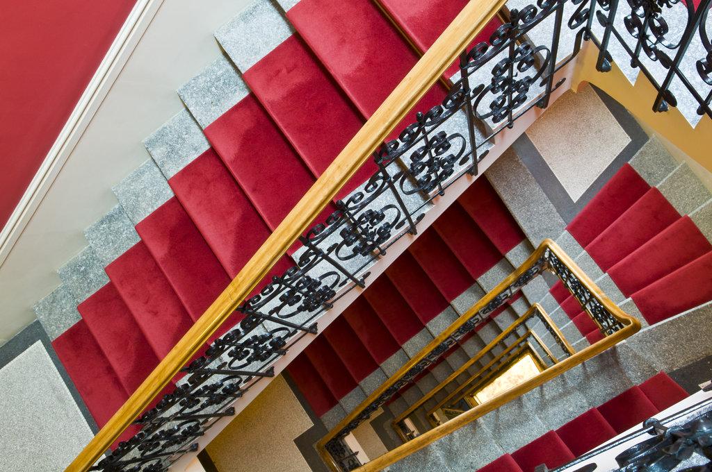 Mamaison Hotel Riverside - Interior at Mamaison Hotel Riverside Prague <br/>Image from Leonardo