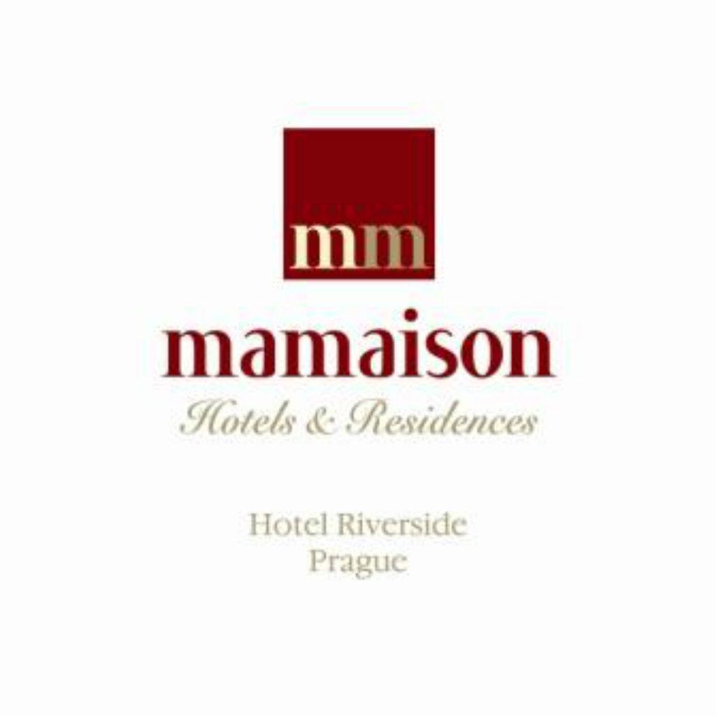 Mamaison Hotel Riverside - Logo - Mamaison Hotel Riverside Prague <br/>Image from Leonardo