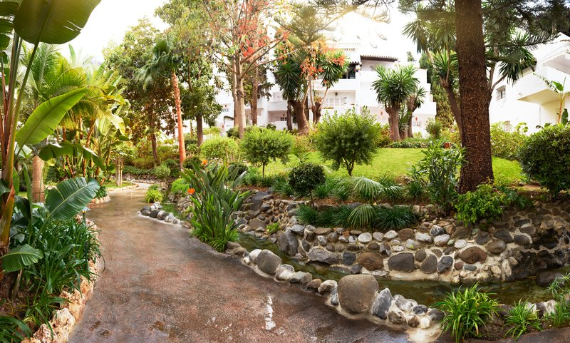 Hotel Puente Romano-Botanical Gardens<br/>Image from Leonardo