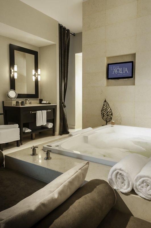 Live Aqua Urban Resort Mexico-Presidential Suite - Bathroom<br/>Image from Leonardo