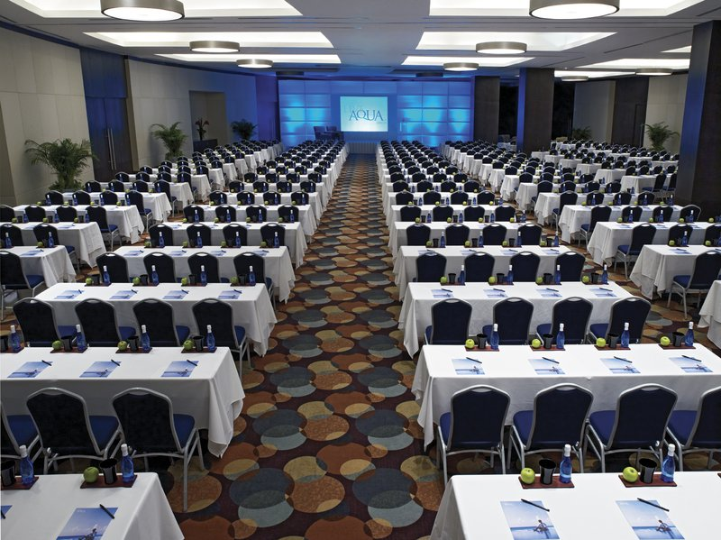 Live Aqua Cancun - Meeting Room <br/>Image from Leonardo