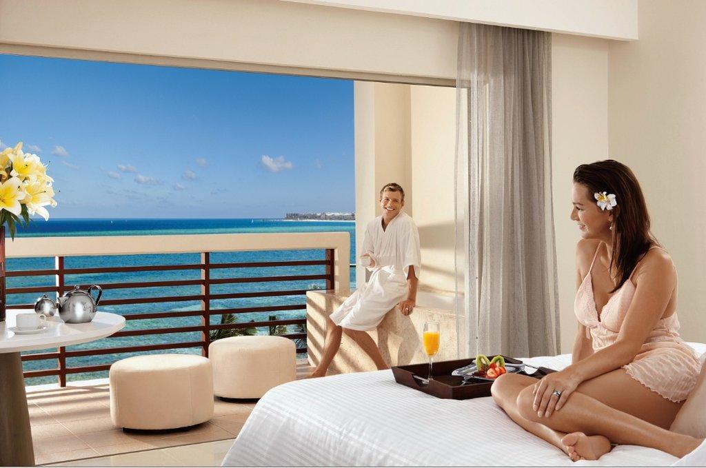 Secrets Silversands Riviera Cancun - Breakfast In Bed <br/>Image from Leonardo