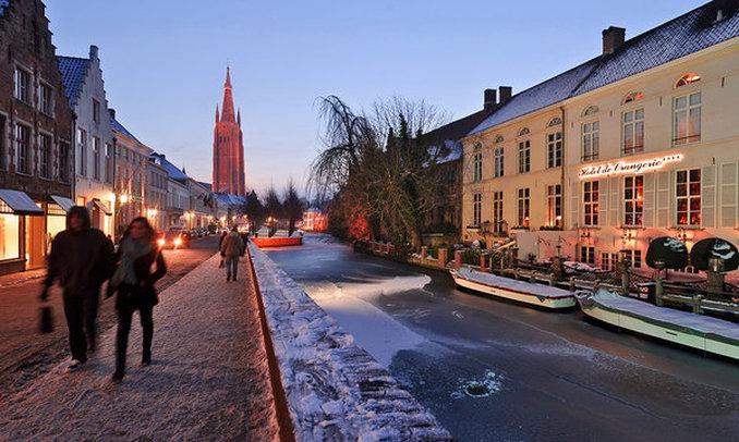 De Orangerie-Bruges<br/>Image from Leonardo