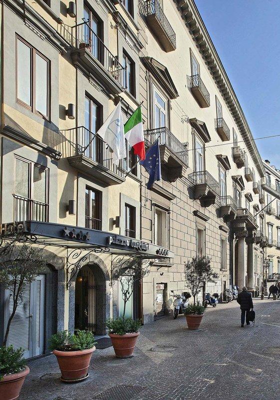 Palazzo Turchini-Exterior<br/>Image from Leonardo