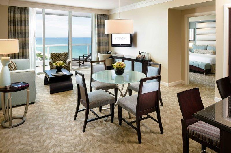 Fontainebleau Miami Beach - Sorrento Ocean Front One Bedroom  <br/>Image from Leonardo