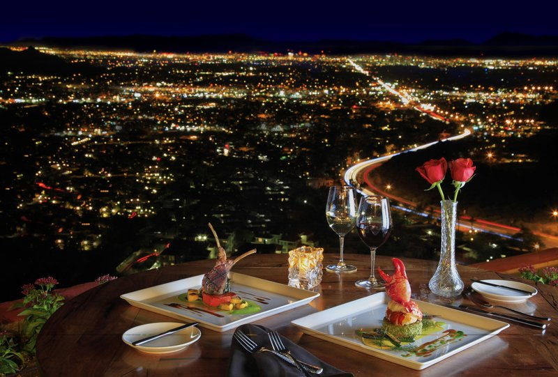 Pointe Hilton Tapatio Cliffs - Different Pointe of View Patio <br/>Image from Leonardo