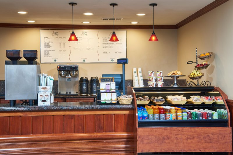 DoubleTree by Hilton Hotel Fresno Convention Center-Java Stop coffee café<br/>Image from Leonardo