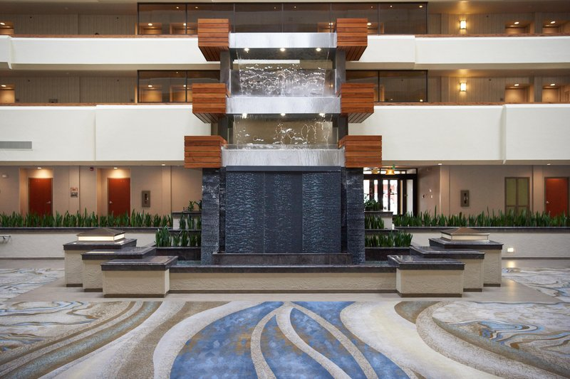 DoubleTree by Hilton Hotel Fresno Convention Center-Waterfall<br/>Image from Leonardo