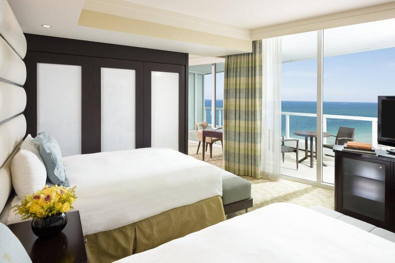 Fontainebleau Miami Beach - Sorrento  Ocean View Junior 2 Queens <br/>Image from Leonardo
