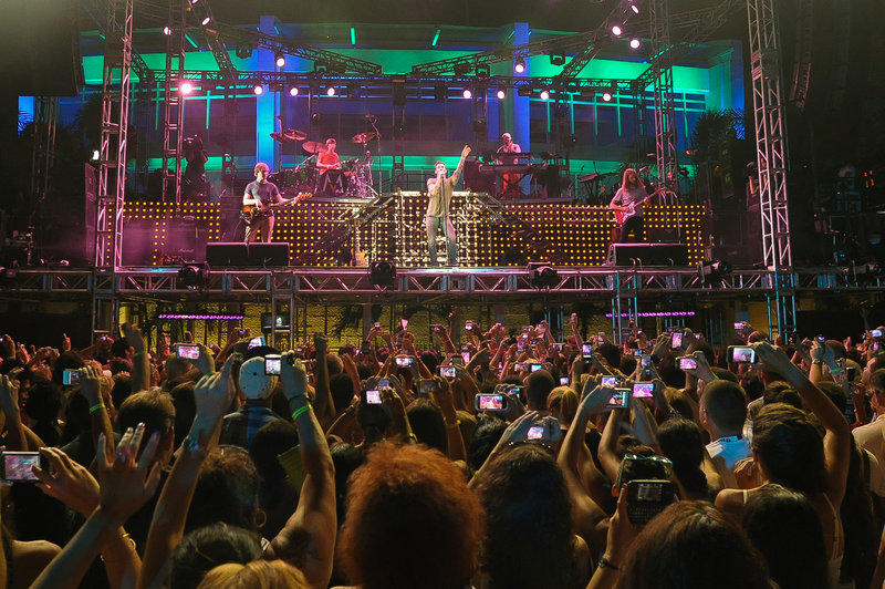 Fontainebleau Miami Beach - BleauLive presents Maroon 5 <br/>Image from Leonardo
