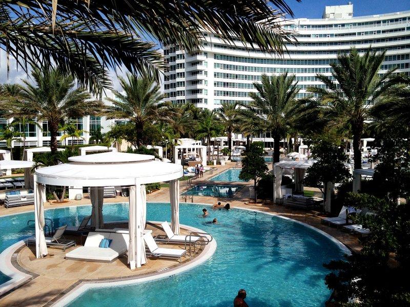 Fontainebleau Miami Beach - View From Upper La Cote <br/>Image from Leonardo