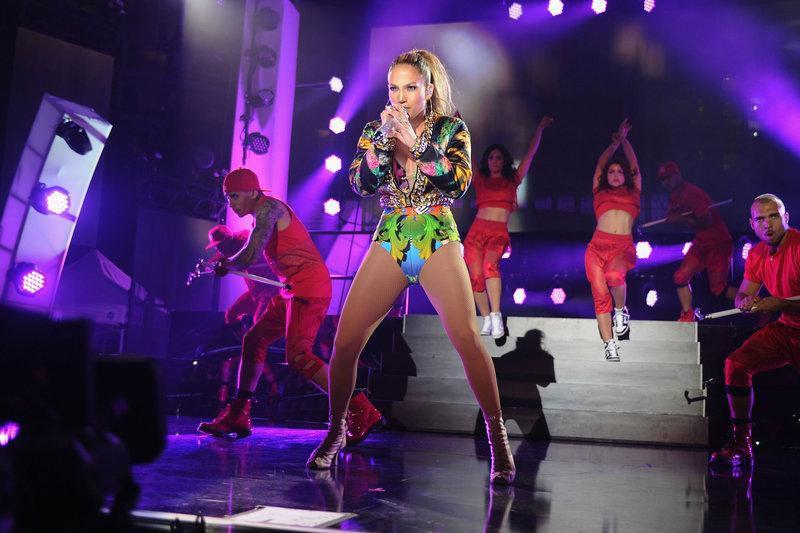 Fontainebleau Miami Beach - BleauLive presents iHeart Radio, Jennifer Lopez <br/>Image from Leonardo