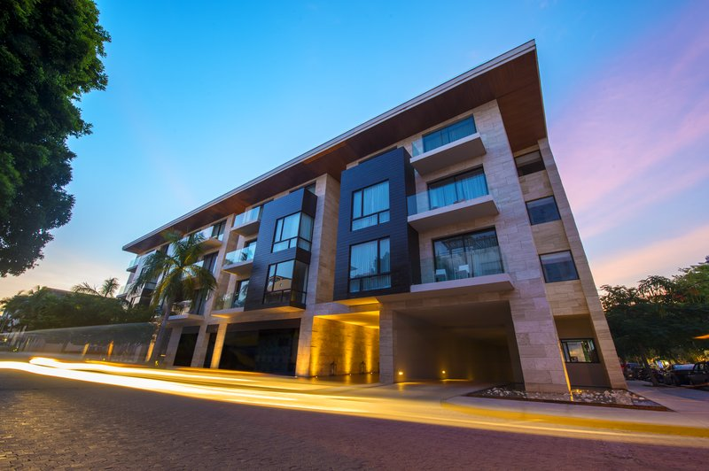 Live Aqua Boutique Resort Playa del Carmen - Hotel Exterior <br/>Image from Leonardo