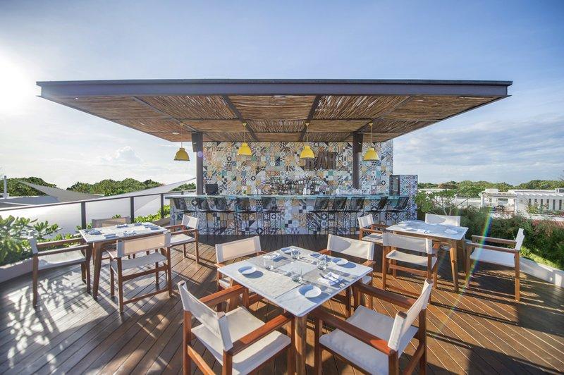Live Aqua Boutique Resort Playa del Carmen - El Mural <br/>Image from Leonardo
