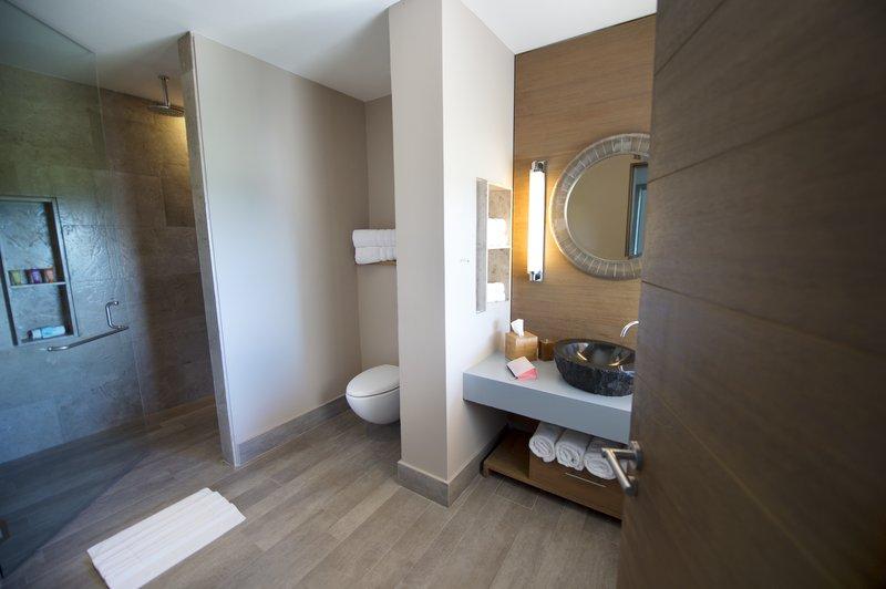 Live Aqua Boutique Resort Playa del Carmen - Guest Bathroom <br/>Image from Leonardo