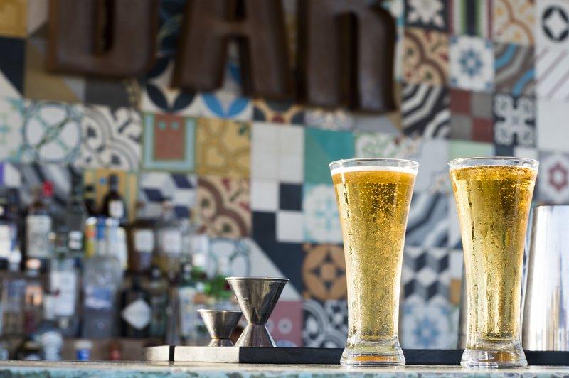 Live Aqua Boutique Resort Playa del Carmen - The Bar <br/>Image from Leonardo