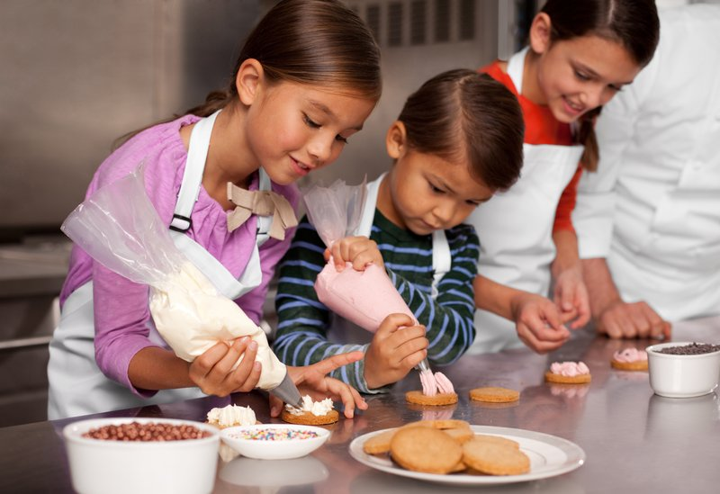 St. Regis Monarch Beach-Kids Cooking<br/>Image from Leonardo