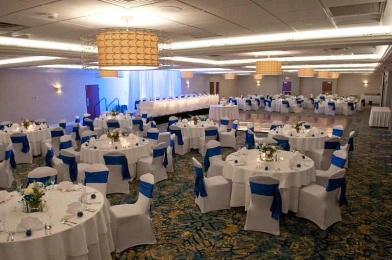 Crowne Plaza Hotel & Suites Pittsburgh South-Wedding Ballroom<br/>Image from Leonardo