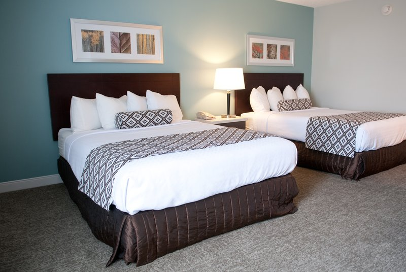 Crowne Plaza Hotel & Suites Pittsburgh South-Two Queens Bed Room<br/>Image from Leonardo