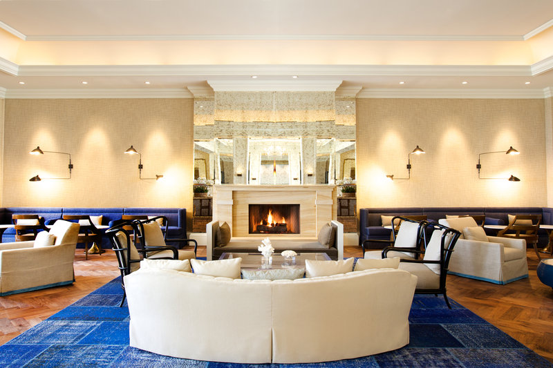 St. Regis Monarch Beach-33North Fireplace<br/>Image from Leonardo