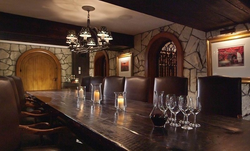 St. Regis Monarch Beach-Wine Cellar Private Dining Room<br/>Image from Leonardo