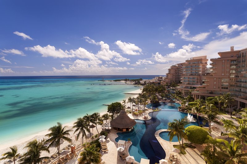 Grand Fiesta Americana Coral Beach Cancun - Pool <br/>Image from Leonardo