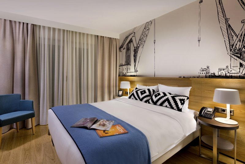 Citadines Michel Hamburg-Room of 1-bedroom apartment, Citadines Michel Hamburg<br/>Image from Leonardo