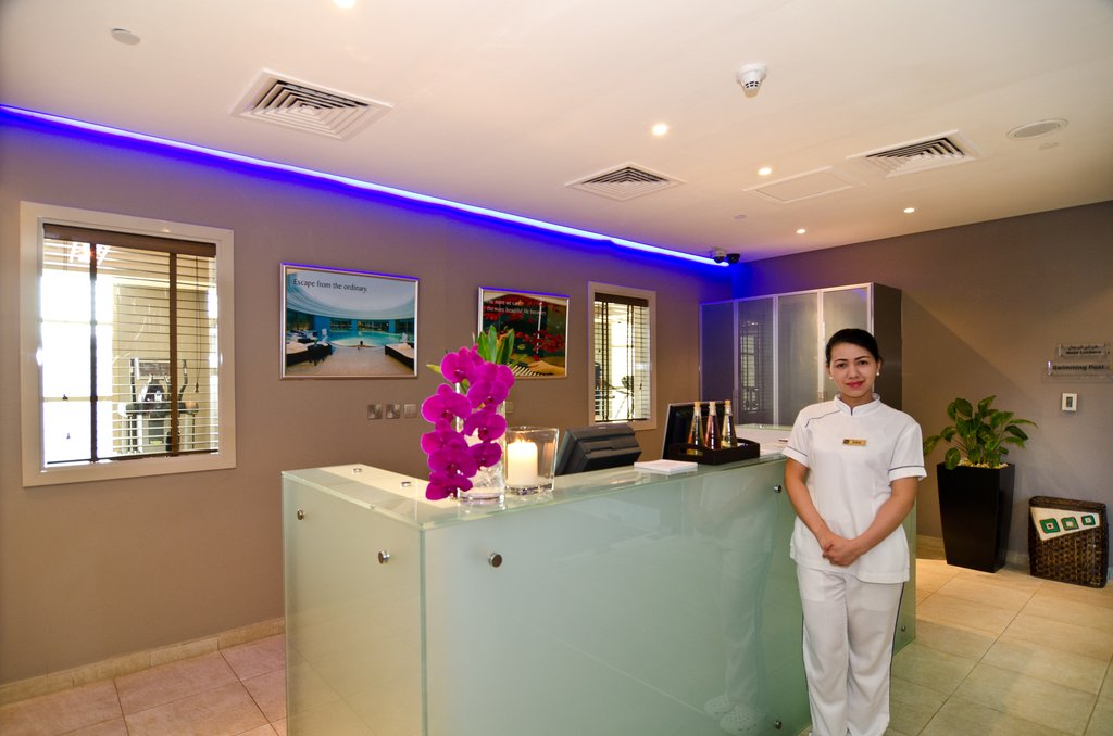 Millennium Doha - Pure Spa <br/>Image from Leonardo