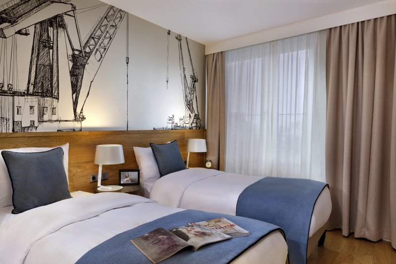 Citadines Michel Hamburg-Room of 2-bedroom apartment, Citadines Michel Hamburg<br/>Image from Leonardo