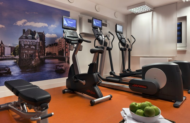 Citadines Michel Hamburg-Fitness room of Citadines Michel Hamburg<br/>Image from Leonardo