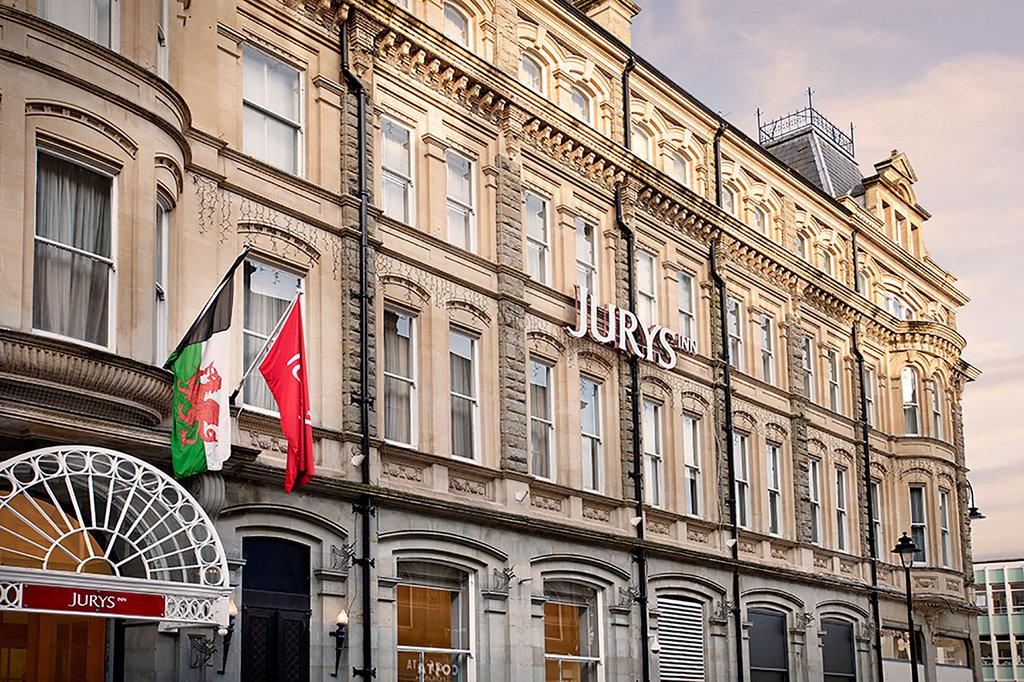 Jurys Inn Cardiff-Jurys Inn Cardiff Exterior Sm<br/>Image from Leonardo