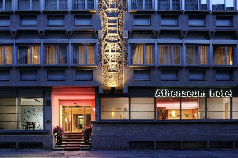 Athenaeum Hotel- <br/>Image from Leonardo