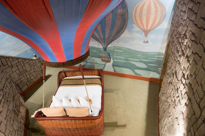 Best Western Fireside Inn-Flights of Fantasy Suite<br/>Image from Leonardo