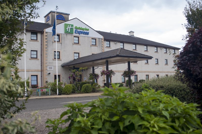 Holiday Inn Express Perth-Holiday Inn Express Perth is conveniently located on Dunkeld Road.<br/>Image from Leonardo
