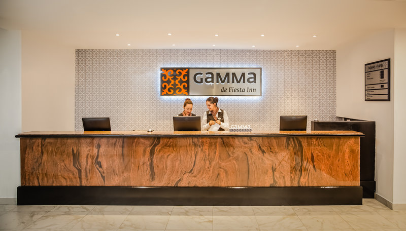Gamma De Fiesta Inn Tijuana Otay-Lobby<br/>Image from Leonardo