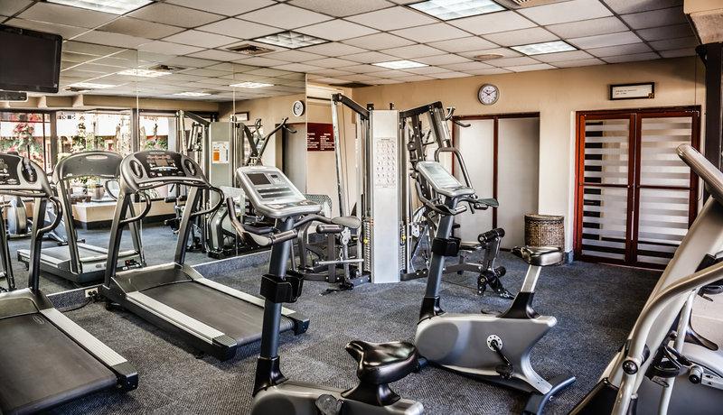 Gamma De Fiesta Inn Tijuana Otay-Gym<br/>Image from Leonardo