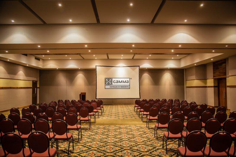 Gamma De Fiesta Inn Tijuana Otay-Meetng Room<br/>Image from Leonardo