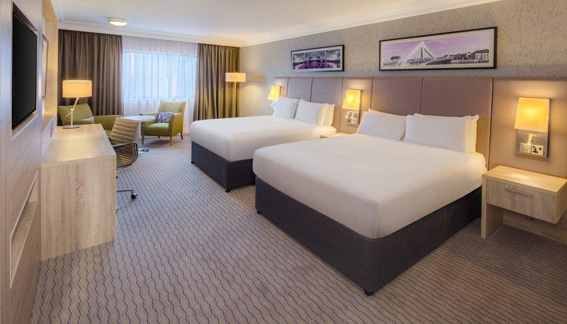 DoubleTree by Hilton Hotel Glasgow Central-Pellier Glasgow City<br/>Image from Leonardo