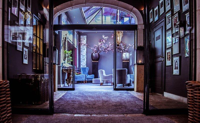 De Orangerie-Hotel Entrance<br/>Image from Leonardo