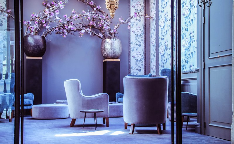 De Orangerie-Lobby area<br/>Image from Leonardo