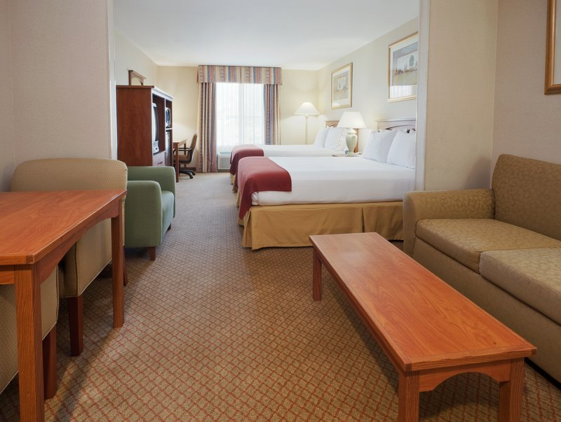 Holiday Inn Express & Suites Carson City-Suite<br/>Image from Leonardo