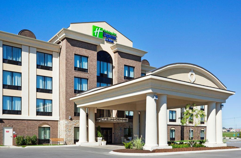 Holiday Inn & Suites Smyrna - Nashville Area-Hotel Exterior<br/>Image from Leonardo