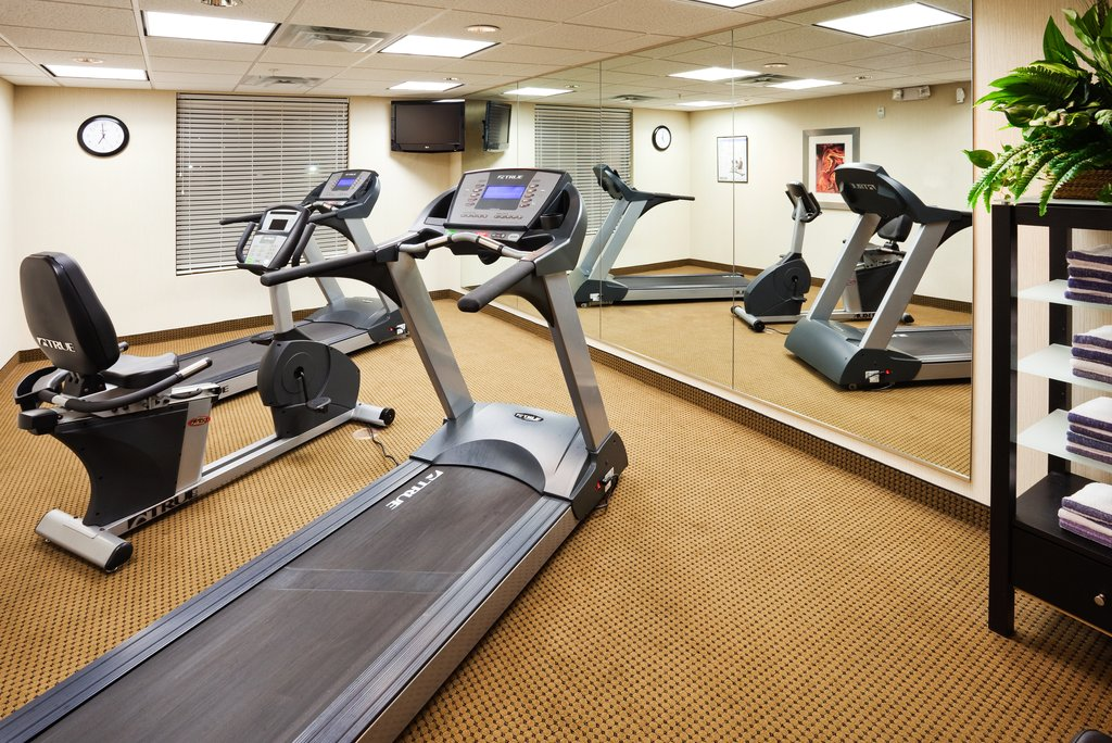 Holiday Inn & Suites Smyrna - Nashville Area-A Fitness Room that offers your choice of cardio<br/>Image from Leonardo