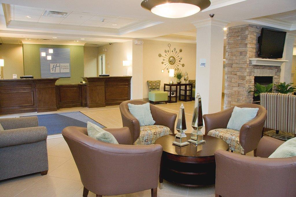 Holiday Inn & Suites Smyrna - Nashville Area-Hotel Lobby<br/>Image from Leonardo