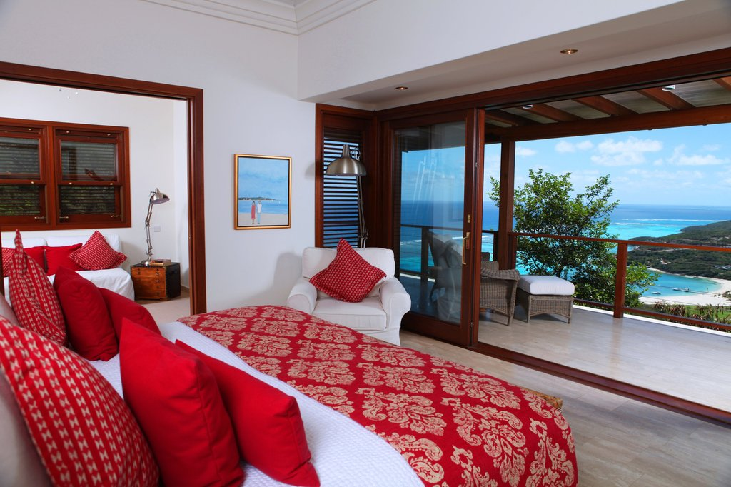 Young  Island  Resort-Il Sogno Bedroom<br/>Image from Leonardo