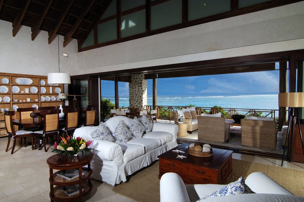 Young  Island  Resort-Beach House Living Room<br/>Image from Leonardo