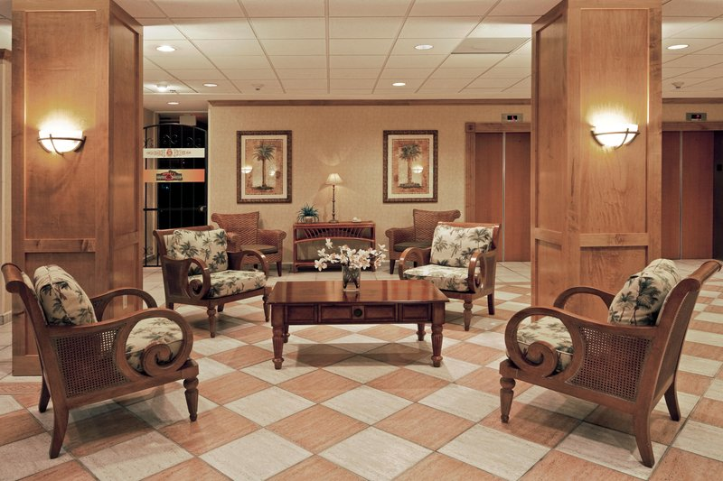 HOLIDAY INN HOTEL AND SUITES CLEARWATER BEACH-Reception<br/>Image from Leonardo
