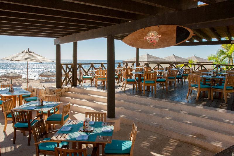 Grand Fiesta Americana Los Cabos All Inclusive - Cevicheria <br/>Image from Leonardo